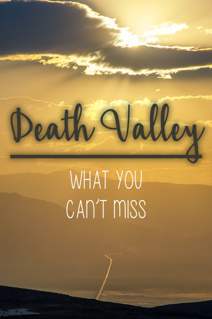 Infamous deadly heat and Badwater Basin. What to visit in Death Valley? Top things to do in Death Valley - Death Valley itinerary.
