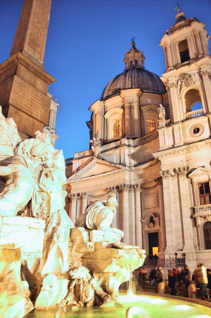 Best things to see in Rome but less popular? Visit the Eternal City while admiring fountains of Rome at the same time.
