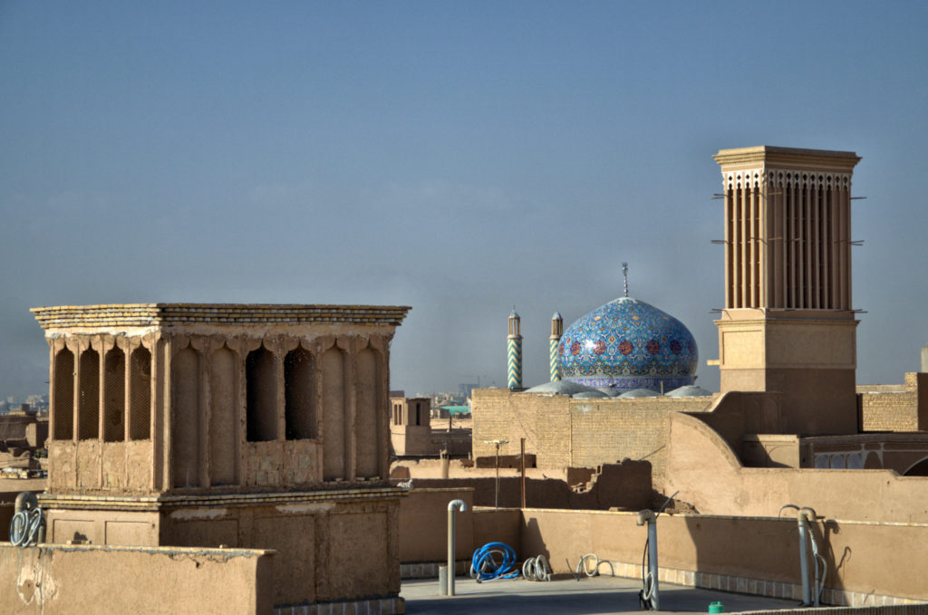 Yazd is a city lost in time. What to visit in Yazd? Where to stay? Zoroastrians, mosques, silk and a desert - Yazd in a nutshell.