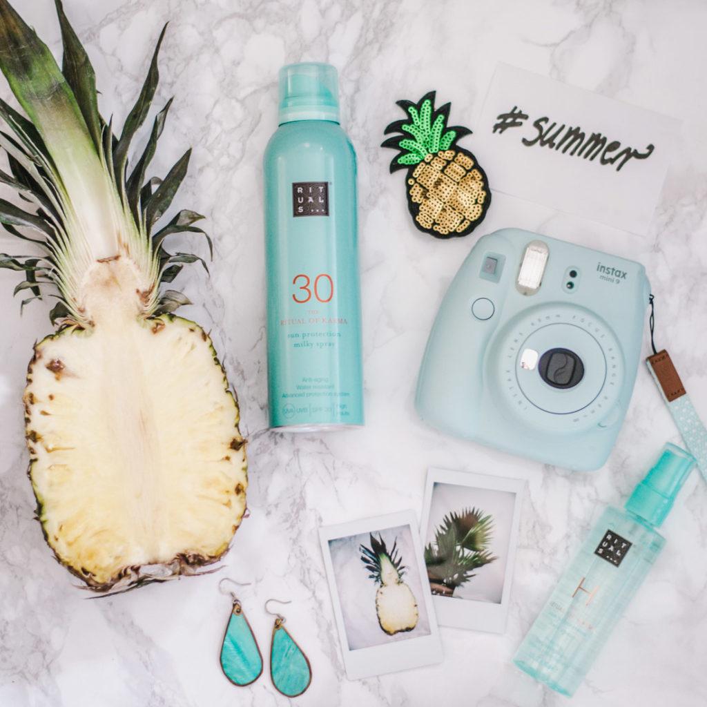 Summer essentials - Rituals cosmetics