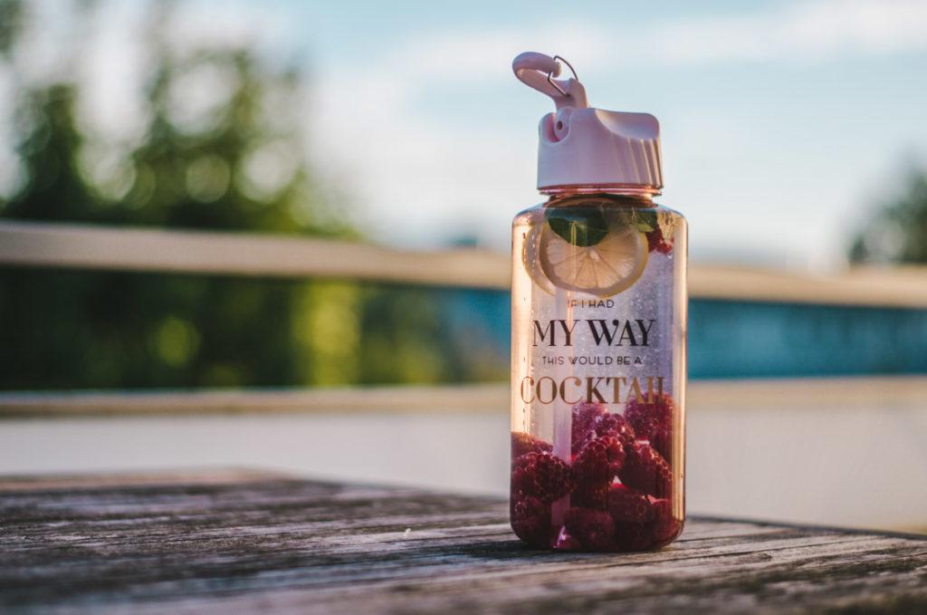 Summer essentials - cocktail