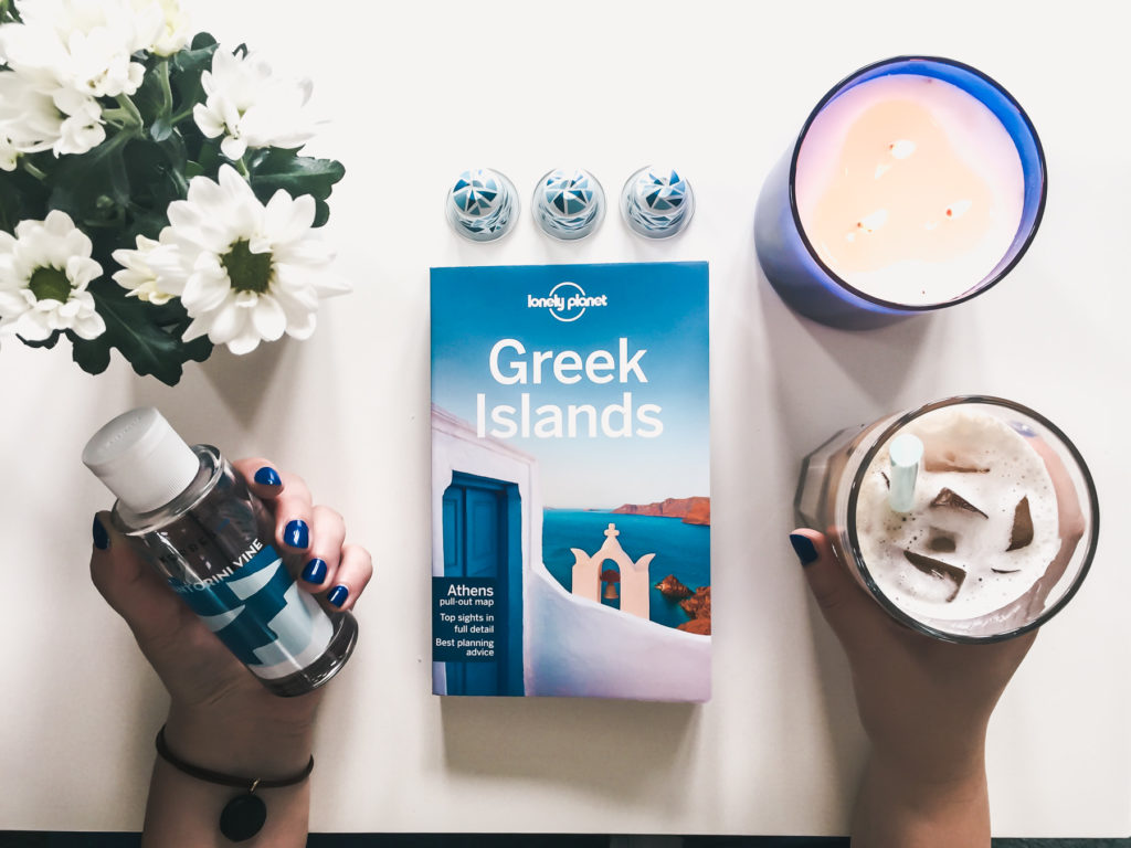 Korres shower gel, body milk, and the others - favorite picks from my beloved Greek cosmetic brand. Make you wanna go to Greece in a second!