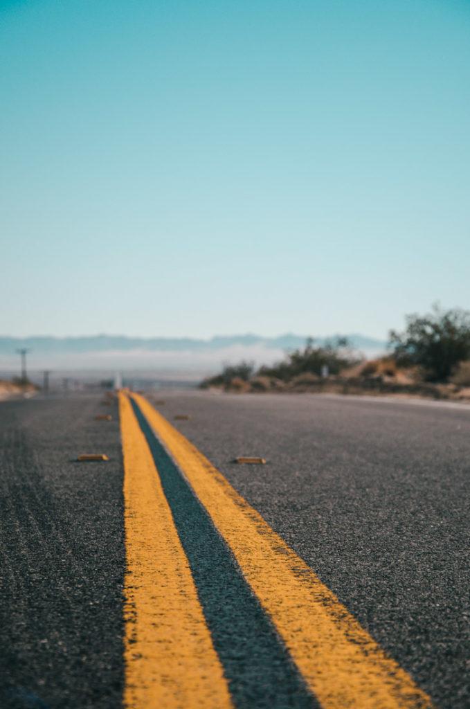 wynajem samochodu w USA - ogromny kraj, ale google maps zaprowadzi Cię wszędzie