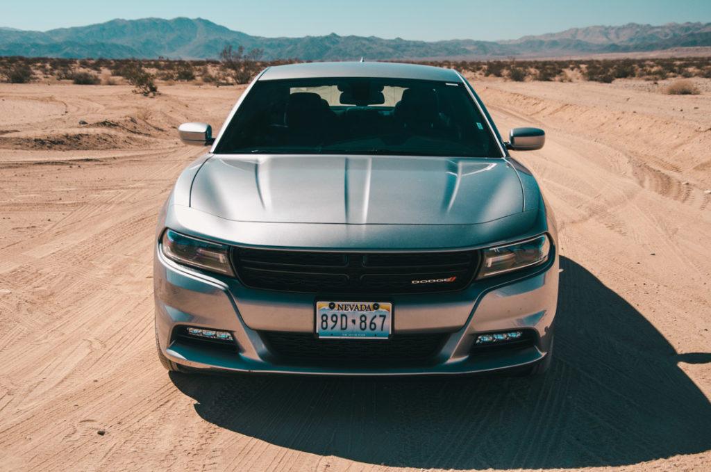 Wynajem samochodu w USA - Dodge Charger